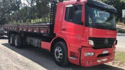 Mb atego 2425 completo 2011