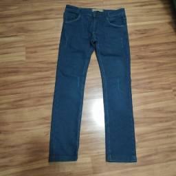 Calça jeans masculina número 16