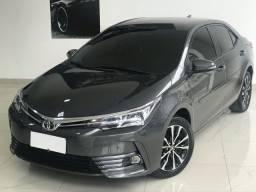 Corolla GLI 1.8 Automático 17/18 - R$ 15.000,00 em Acessórios !!!!