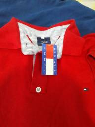 Camisa Polo Tommy Hilfiger (Promoção)
