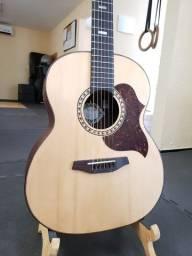 Violão Exclusivo Luthier todo sólido