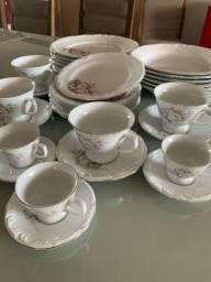 Pratos Porcelana Schimdt Clássico