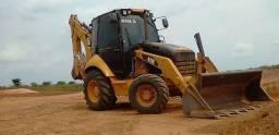 Retroescavadeira CAT 416E 2011