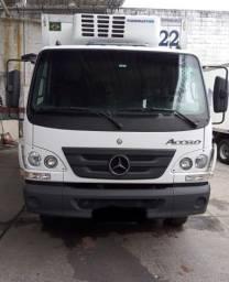Título do anúncio: Mercedes 1016 baú frigorífico