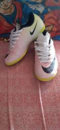Chuteira Nike mercurial  original N°32 *TORRANDO*