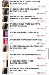 Tabela de iPhone pra vocês