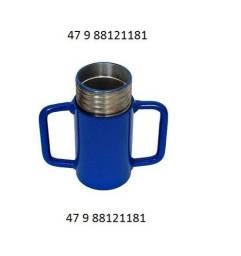 Kit copo e caneca para escoras metálicas Laje Regulaveis