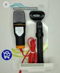 Mini microfone