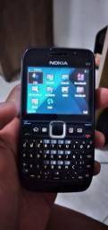 Celukar Nokia e63 antigo