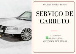 Título do anúncio: Transporte com  qualidades e segurança