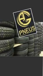 Título do anúncio: Pneu liquidação pneu preço bom pneus