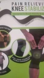 Joelheira Tensor Atletismo Pain Relieving Knee Stabilizer