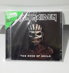 Cd iron maiden duplo lacrado