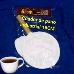 COADOR DE CAFÉ DE PANO INDUSTRIAL!