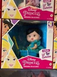 Título do anúncio: Boneca princesa disney com acessórios