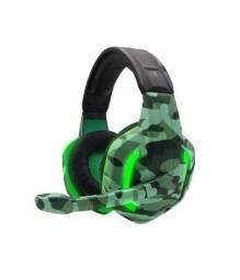 Título do anúncio: Fone  Gamer Com microfone Tecdrive Px-4 Selva