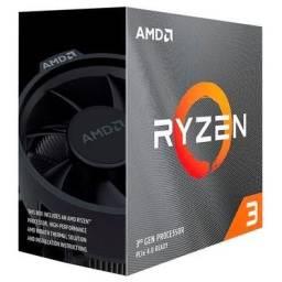 Processador AMD Ryzen 3 3100
