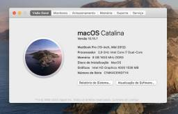 "Macbook Pro 13"" - 2,9 GHz Intel Core i7 Dual-Core"