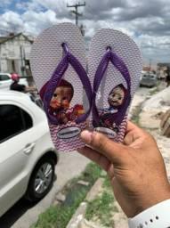 Sandálias infantil havaianas no atacado