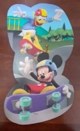 Quebra cabeça Mickey em Eva, puzzle