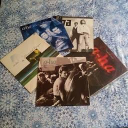 Coleção Discos de Vinil para Colecionadores