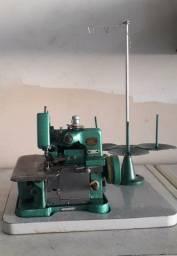 Máquina overloque GNI portátil
