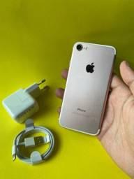 Título do anúncio: Iphone 7 128GB Rose