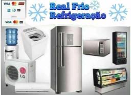 Título do anúncio: Conserto de geladeira e máquinas da lavar