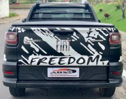 Título do anúncio: Fiat-Strada Freedon plus 1.3 2021 completassa Incrivel !!Troco e financio chama no zap!!