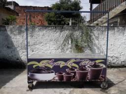 Barraca/ carrinho