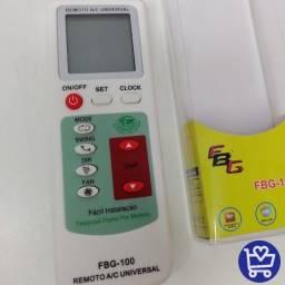 Controle Universal para Ar Condicionado (entrega gratis=