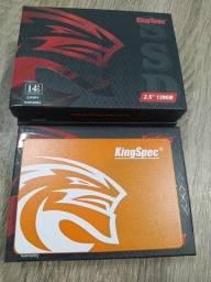 Título do anúncio: Hd SSD 128Gb KingSpec Disco sólido interno