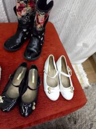 Lotinho calçados infantil