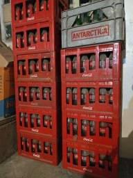 Título do anúncio: Caixa de coca-cola