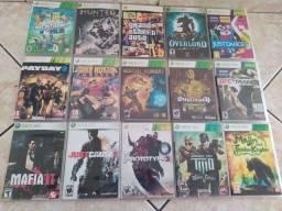 15 Jogos Xbox 360