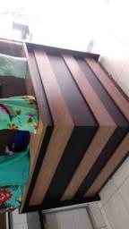 Balcão caixa em L 1.50x1.50