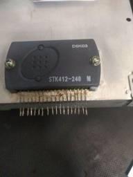Vendo CI eletrônico 2 STk 412-240 Mais um compressor de arcondicionado split 18000Btu