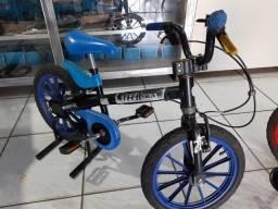 bicicleta infantil tech boys