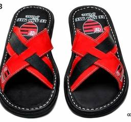 Chinelo do flamengo