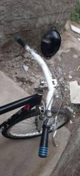Bicicleta pra trocar em vídeo gamer com volta minha