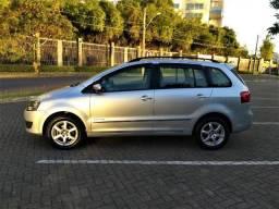 VW SpaceFox Sportline, 2013, Top, 70.000km, Couro, Impecável, Financio