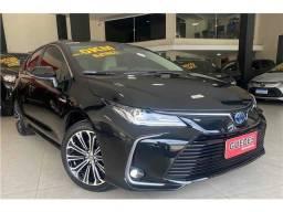 Título do anúncio: Toyota Corolla 2.0 Flex Altis Hybrid 2022...Apenas 1.000 Kms!!!