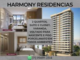 Harmony Residências, 2 quartos em 65m² no Costa Azul - Formoso