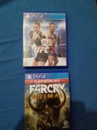 Vende-se ou troca-se em outros jogos de PlayStation 4