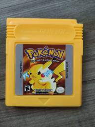 Pokemon Yellow RÉPLICA