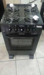 Fogão estilo cook top