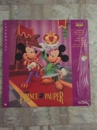 LaserDisc - O Príncipe e o Plebeu