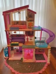 Barbie Mansão Casa Dos Sonhos