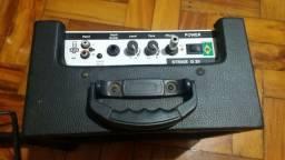 Guitarra, violão, amplificador e pedal para guitarra vendo tudo ou separado