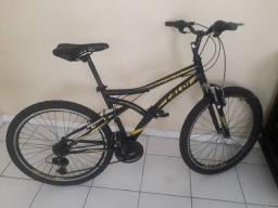 Bicicleta Caloi andes , 21 marcas, aro 26